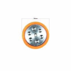 SLT20 Silikon Tekerlek (33x21 mm) - 2 Adet - Thumbnail
