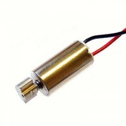 6 mm x 14 mm Mini Kablolu Titreşim Motoru - Thumbnail