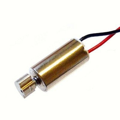 6 mm x 14 mm Mini Kablolu Titreşim Motoru