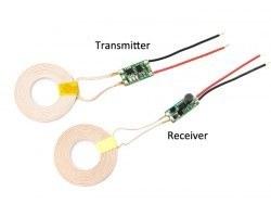 Kablosuz Şarj Modülü (5 V/1 A) - Thumbnail