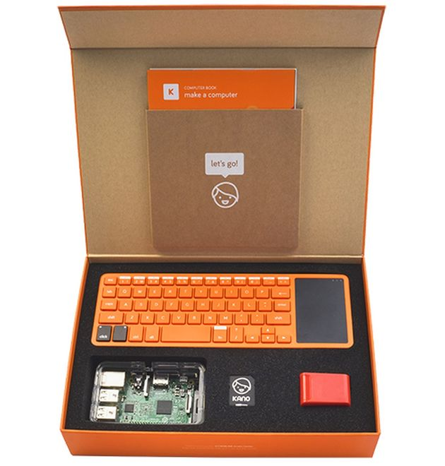 Kano Computer Kit with Raspberry Pi 3