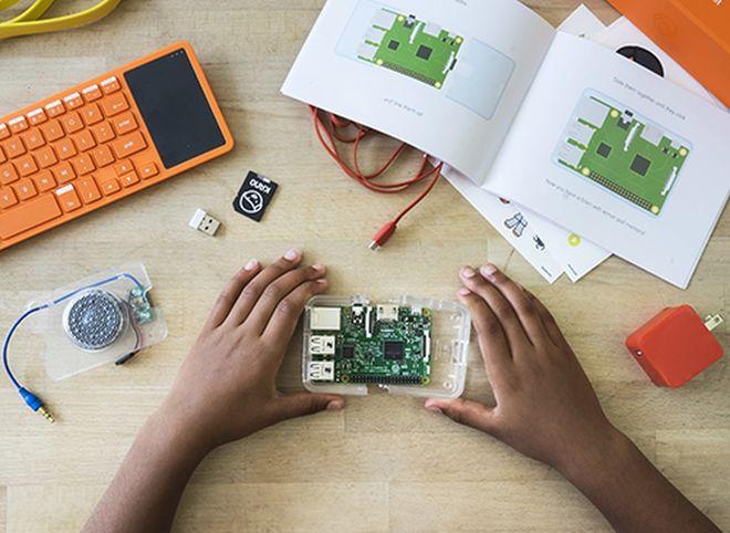 Kano Raspberry Pi 3 Bilgisayar Kiti