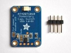 Kapasitif Dokunmatik Sensör Kartı - AT42QT1010 - Thumbnail