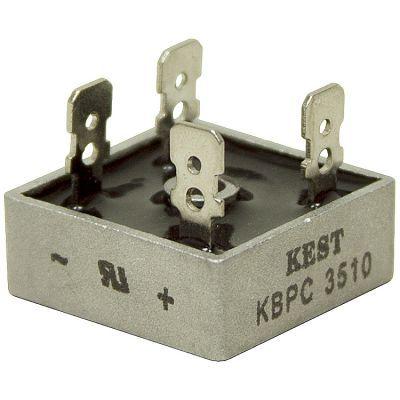 KBPC3510 - 1000 V 35 A Masa Tipi Köprü Diyot