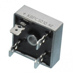 GI - KBPC5010 - 1000V 50A Bridge Fairchild Diode