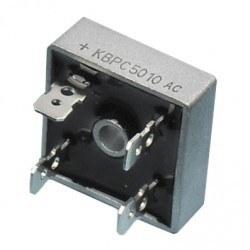 GI - KBPC5010 - 1000 V 50 A Masa Tipi Köprü Diyot