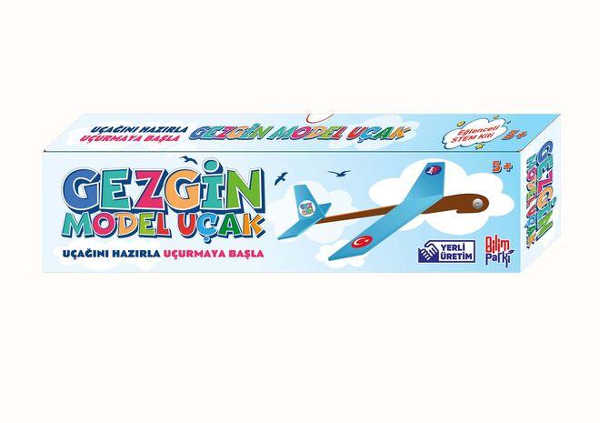 Kendin Yap Gezgin Model Uçak Seti