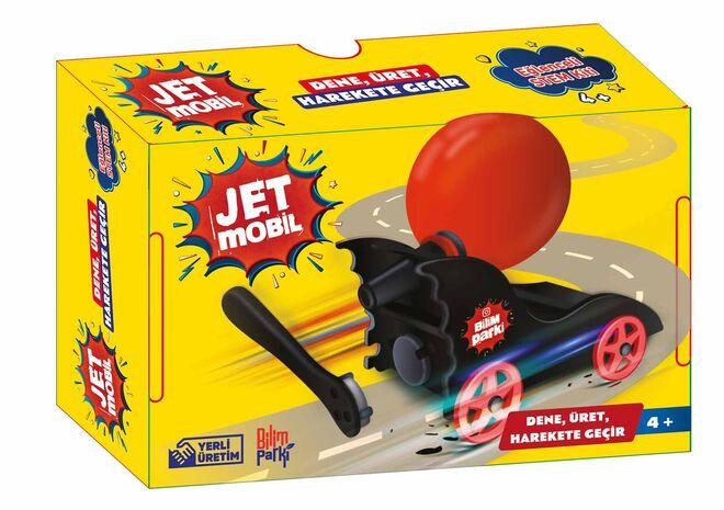 Kendin Yap Jet Mobil Seti