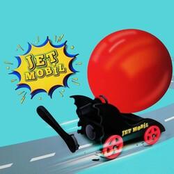 Kendin Yap Jet Mobil Seti - Thumbnail