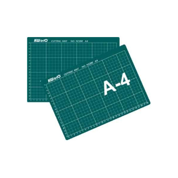 Kesme Matı A4 (22x30) - Hobi Kesim Altlığı (Yeşil)