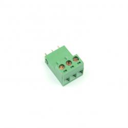 KF2EDGR-5.08-3P - 180 Degree Interlaced Vertical Screw Terminal - Thumbnail
