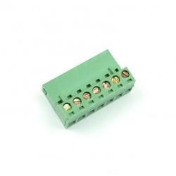 KF2EDGR-5.08-7P - 90 Degree Interlaced Vertical Screw Terminal - Thumbnail