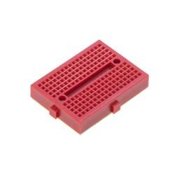 Robotistan - Kırmızı Mini Breadboard
