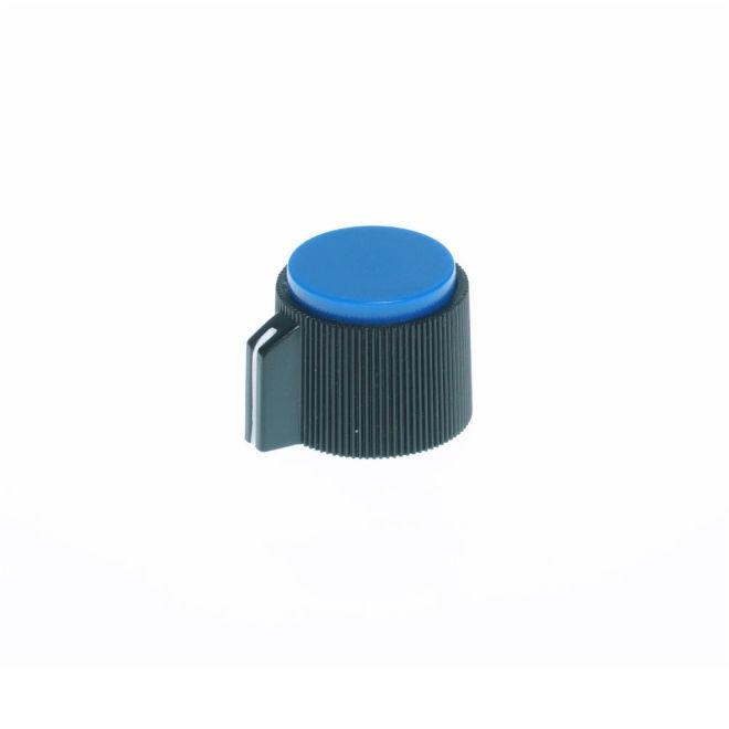 KN113 Potansiyometre Başlığı - Mavi
