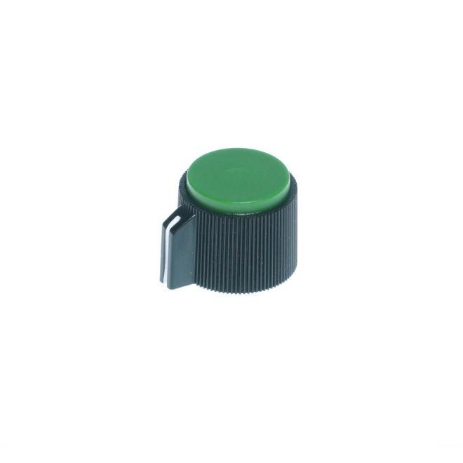 KN113 Potansiyometre Başlığı - Yeşil