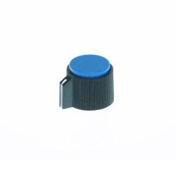 China - KN113 Potentiometer Knob - Blue