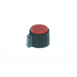 KN113 Potentiometer Knob - Red - Thumbnail