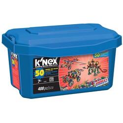 K′NEX - K'NEX 50 Build Modeles 417 Pc