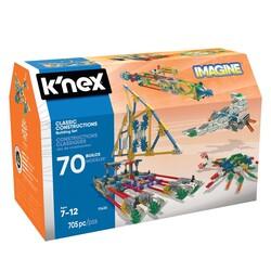 K′NEX - K'NEX 70 Classic Constructions Building Set 705 Pc
