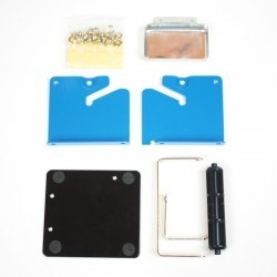 KP-282 Soldering Wire Stand - With Soldering Iron's Tip Cleaning Sponge - Thumbnail