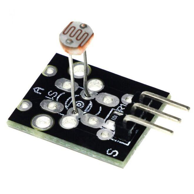 KY-018 LDR Light Sensor Board