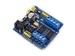 L293 DC/Step Motor Driver Shield for Arduino - Thumbnail