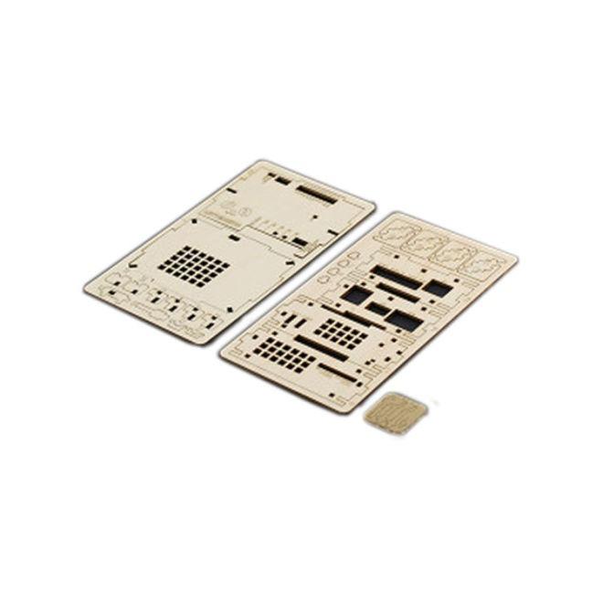 LattePanda Plywood Case