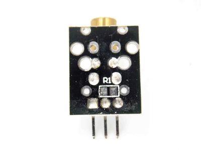 5 mW Lazer Modülü (5 V, 650 nm)