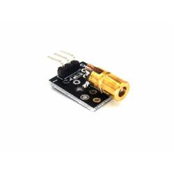 Robotistan - 5 mW Lazer Modülü (5 V, 650 nm)