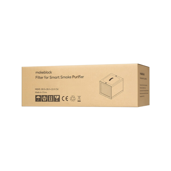 LaserBox Kompozit HEPA Filtre 3'lü Paket