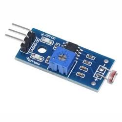 LDR Işık Sensörü Kartı (3 Pin) - Thumbnail