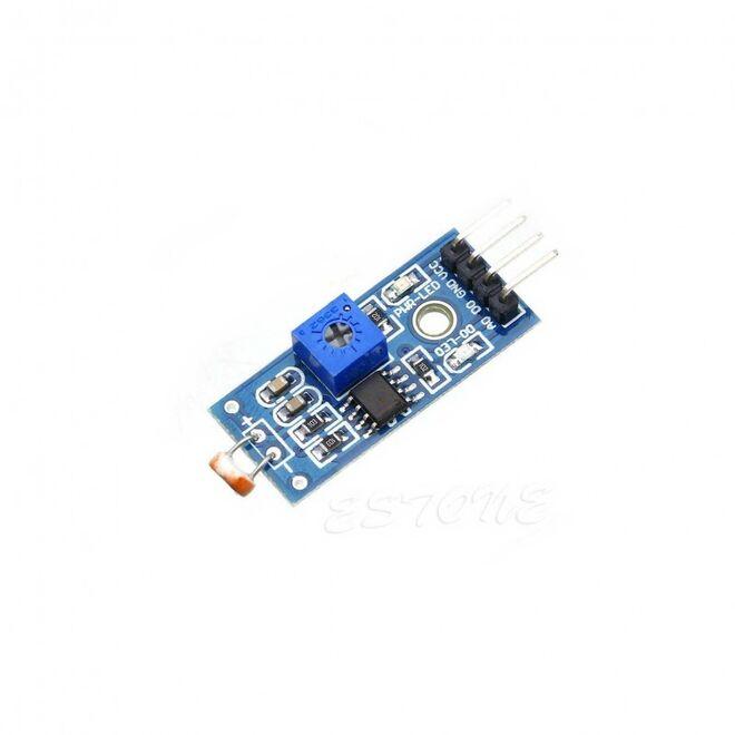 LDR Işık Sensörü Kartı (4 Pin)