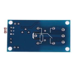 LDR Işık Sensörü Kontrollü Tekli Röle Kartı - Thumbnail