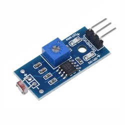 LDR Light Sensor Board (3 Pin) - Thumbnail