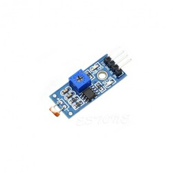 LDR Light Sensor Board (4 Pin) - Thumbnail
