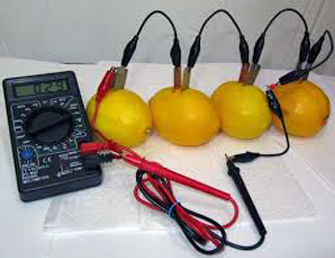 Let's Make A Battery Experiment Set