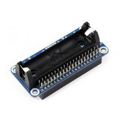 WaveShare - Li-ion Batarya HAT Raspberry Pi Uyumlu