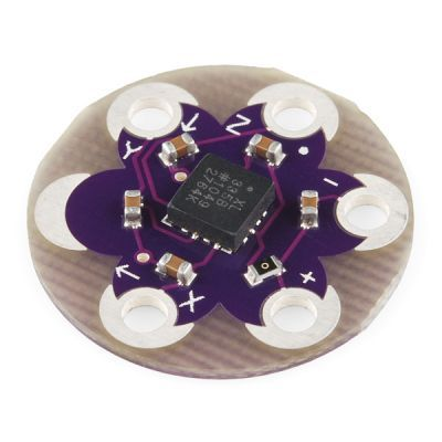 LilyPad Accelerometer - 3 Eksenli İvme Ölçer ADXL335