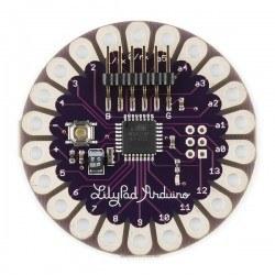 LilyPad Arduino Ana Kartı (ATmega328P işlemcili) - Thumbnail