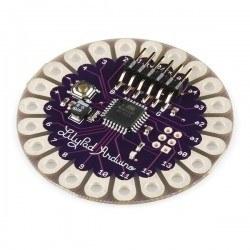 Lilypad - LilyPad Arduino Main Board (ATmega328P Processor)