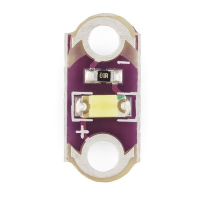 LilyPad LED - Orange - 5 Pieces