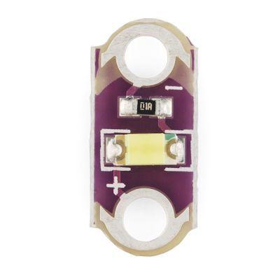 LilyPad Led - Turuncu