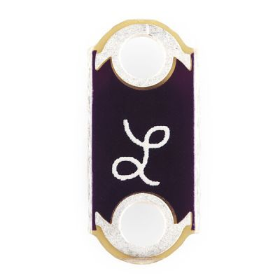 LilyPad LED - White - 5 Pieces