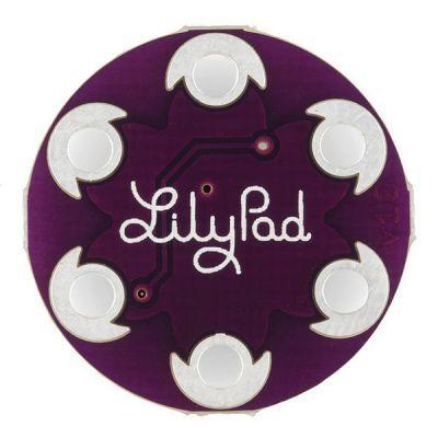 LilyPad Pixel Board - RGB Led Modülü