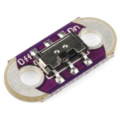 LilyPad Slide Switch - Anahtar