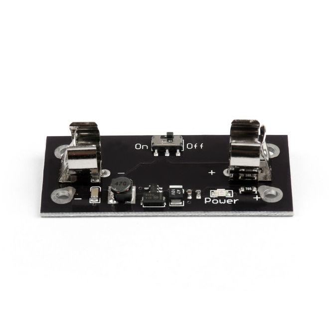 LilyPad Uyumlu Power Supply - AAA Pil Yuvası 5V