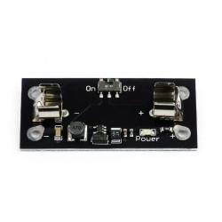 LilyPad Uyumlu Power Supply - AAA Pil Yuvası 5V - Thumbnail