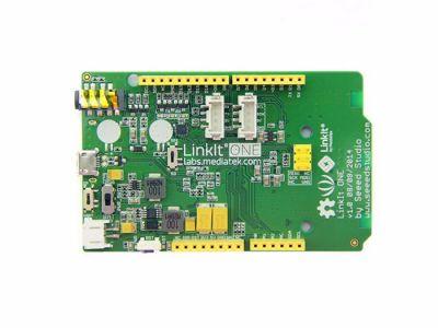 LinkIt One - GSM, GPRS, Wifi, Bluetooth