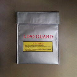 China - Lipo-Safe-Bag 18 x 22 cm
