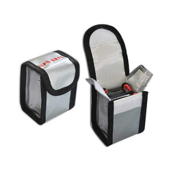 China - LIPO safe bag 64*50*95MM